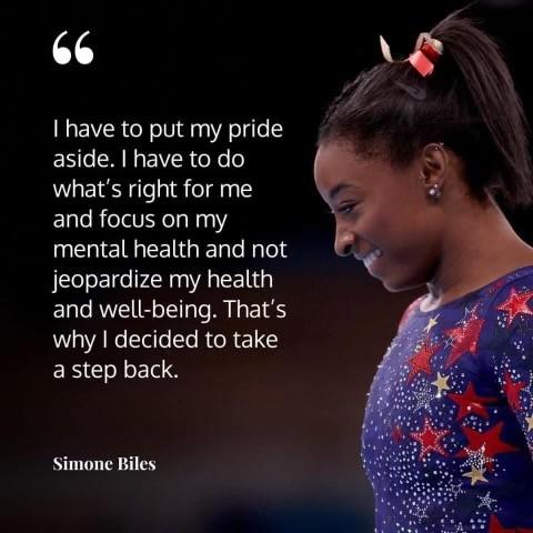 Our Response To Simone